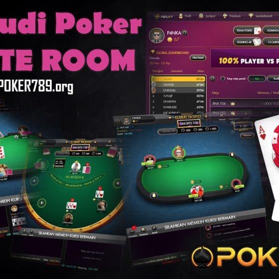 Agen Poker Online Private Room Bonus Terbesar